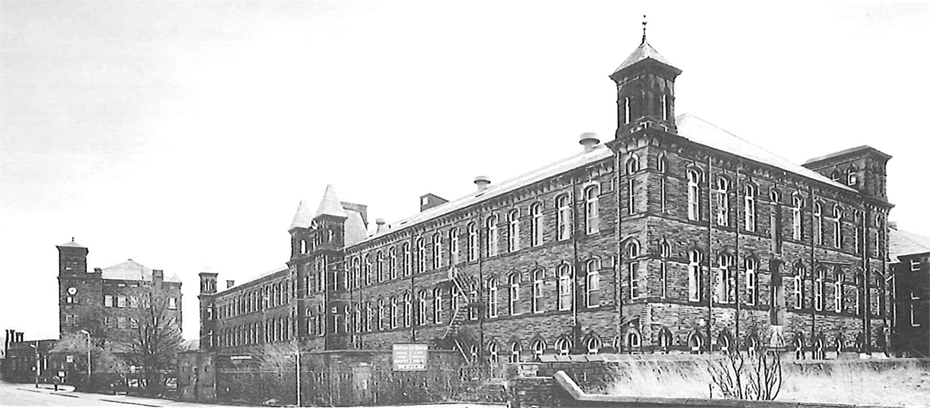 Image of Dalton Mills, Keighley, West Yorkshire