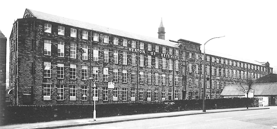 Image of Knowle Mill, Keighley, West Yorkshire