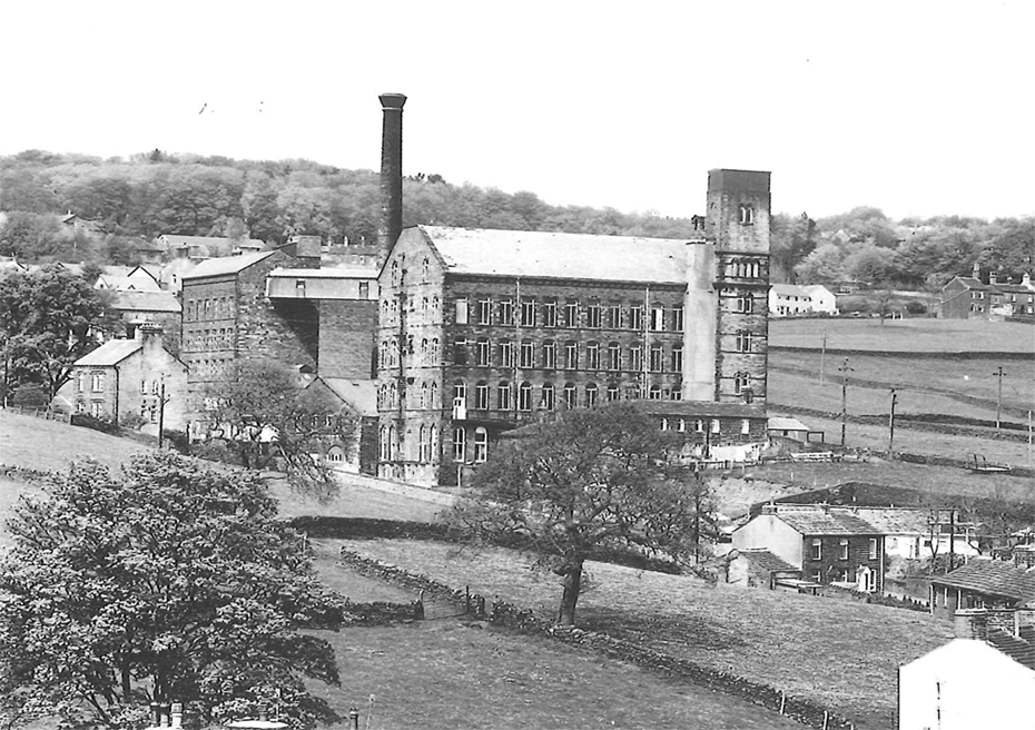 Image of Lower Providence Mill, Keighley, West Yorkshire