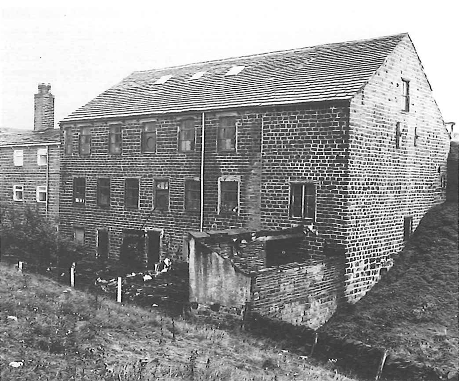 Image of Lumb Mill, Warley, West Yorkshire