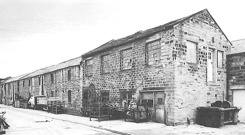 Image of Armley Mills, Armley, West Yorkshire
