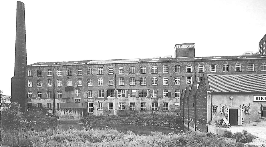 Image of Winker Green Mill, Armley, West Yorkshire