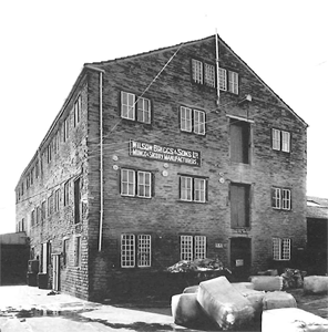 Image 2 of 2 of Healey New Mill (Ossett, WY)